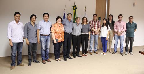 Reunião na UFPI