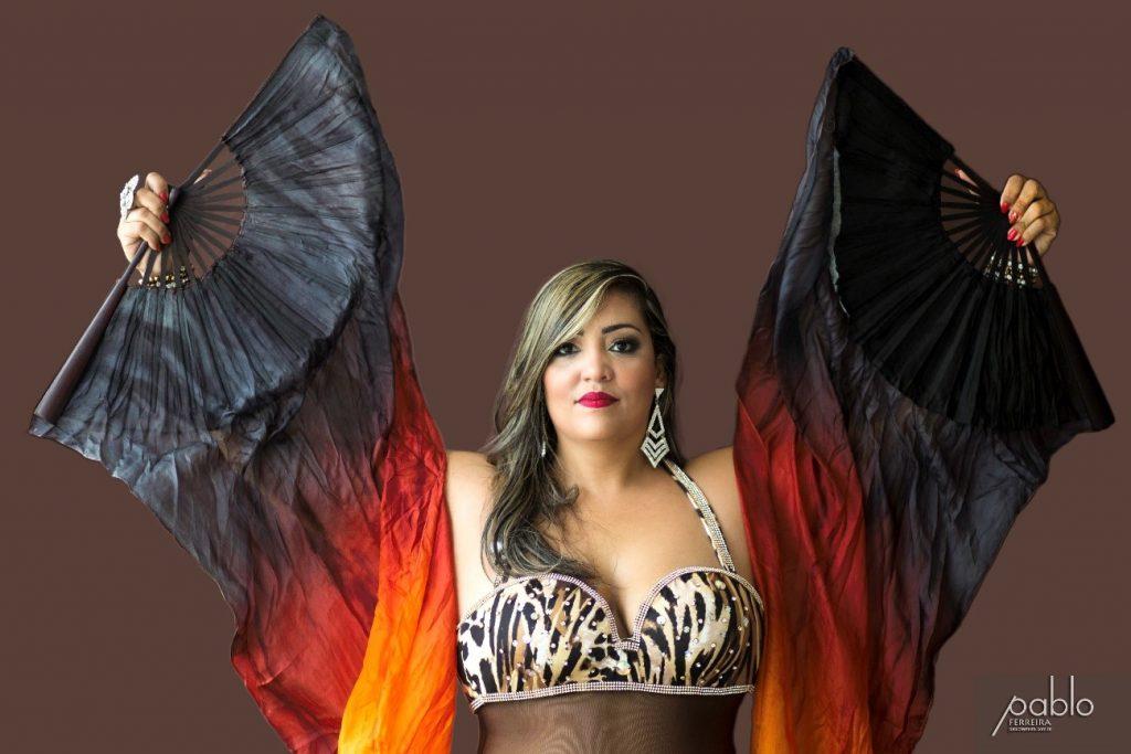 O palco é uma homenagem a Helly Batista, um dos maiores coreógrafos de dança do Piauí